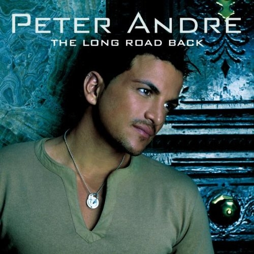 Peter Andre The Long Road Back Cover Art
