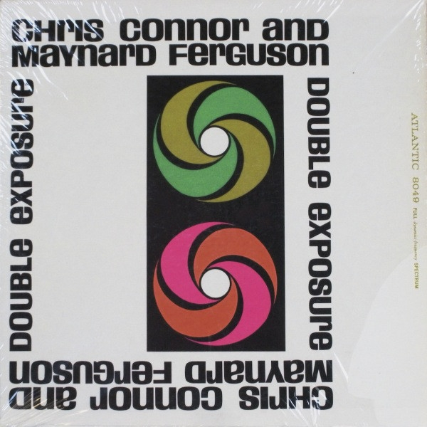 Maynard Ferguson Double Exposure cover art