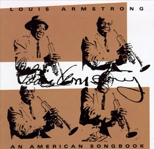Louis Armstrong An American Songbook cover art