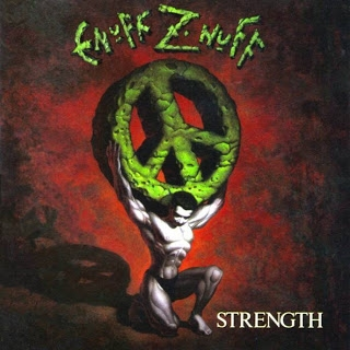Enuff Z'Nuff Strength cover art