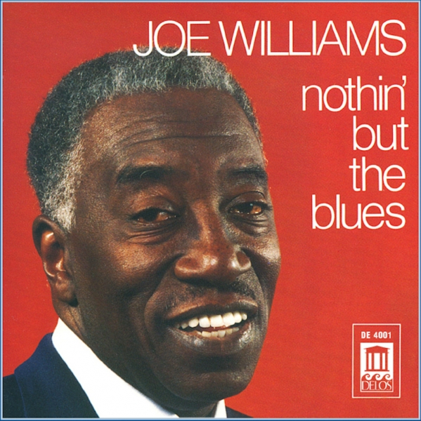 Joe Williams Nothin but the Blues cover art