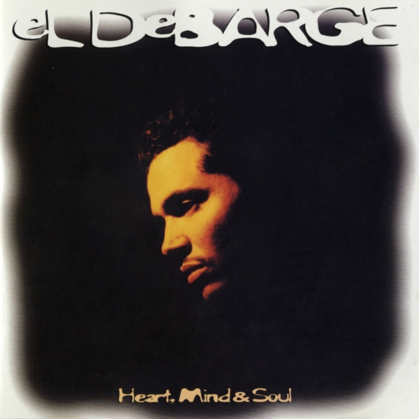 El DeBarge Heart, Mind & Soul cover art
