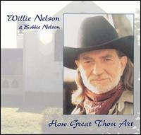Bobbie Nelson How Great Thou Art cover art