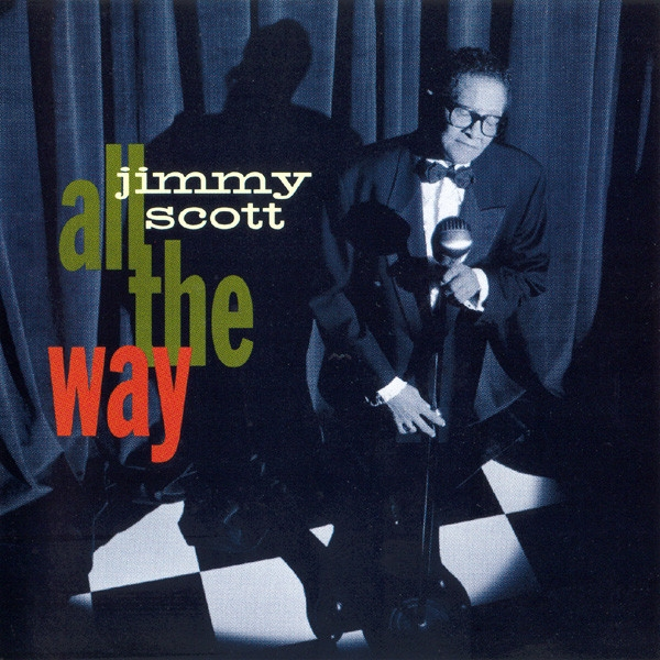 Jimmy Scott All the Way cover art