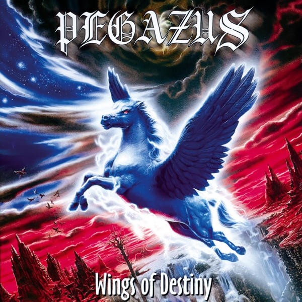 Pegazus Wings of Destiny cover art