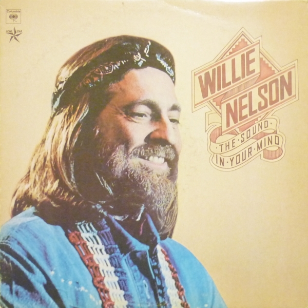 Willie Nelson The Sound in Your Mind cover art