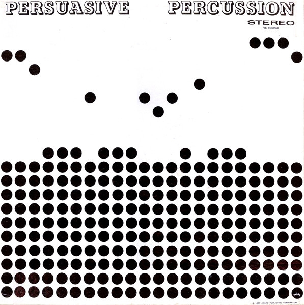 Terry Snyder and The All Stars Persuasive Percussion cover art