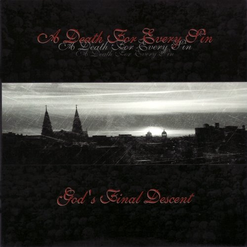 A Death for Every Sin God's Final Descent Cover Art