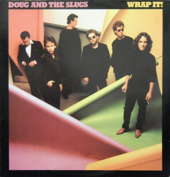 Doug and The Slugs Wrap It! cover art