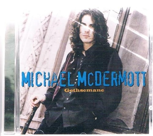 Michael McDermott Gethsemane cover art