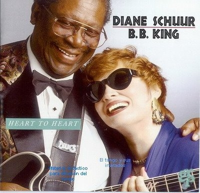 B.B. King Heart to Heart cover art