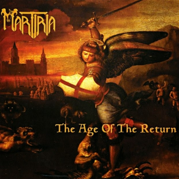Martiria The Age of the Return cover art