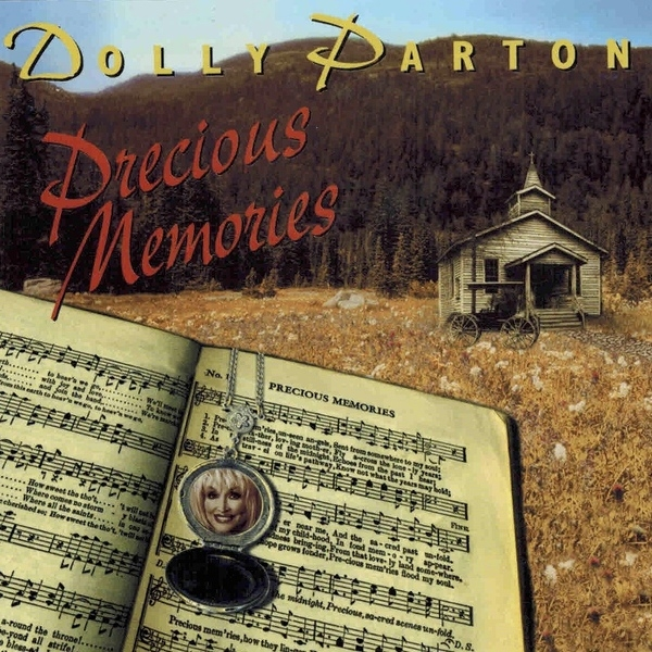 Dolly Parton Precious Memories cover art