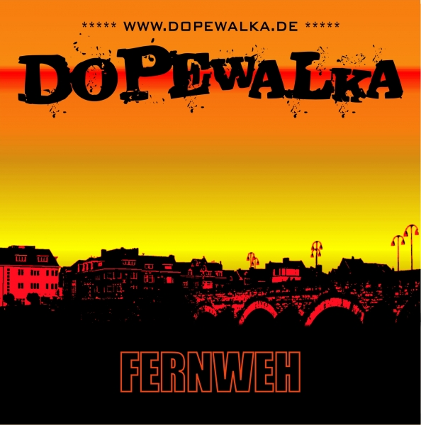 Dopewalka Fernweh Cover Art