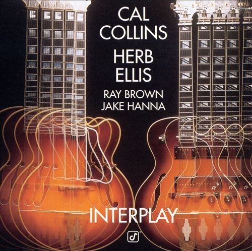 Cal Collins / Herb Ellis Interplay Cover Art