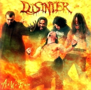 Disinter As We Burn Cover Art