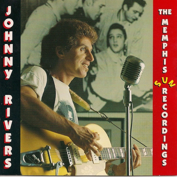 Johnny Rivers The Memphis Sun Recordings Cover Art