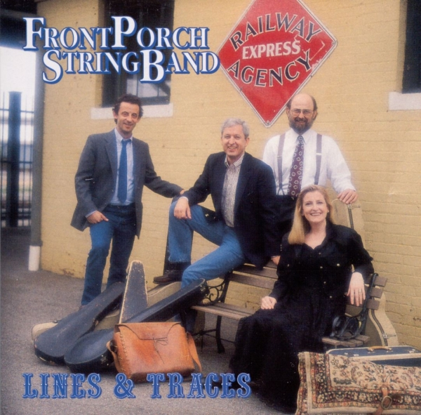 Front Porch String Band Lines & Traces cover art