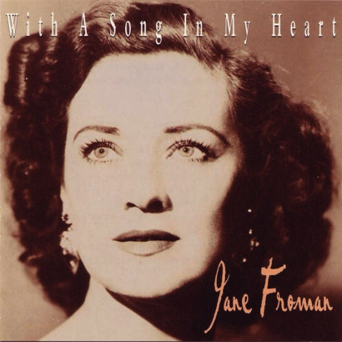 Jane Froman With a Song in My Heart cover art