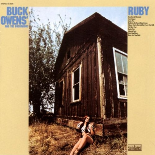 Buck Owens Ruby & Other Bluegrass Specials Cover Art