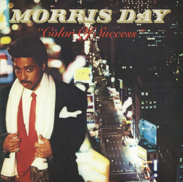 Morris Day Color of Success cover art