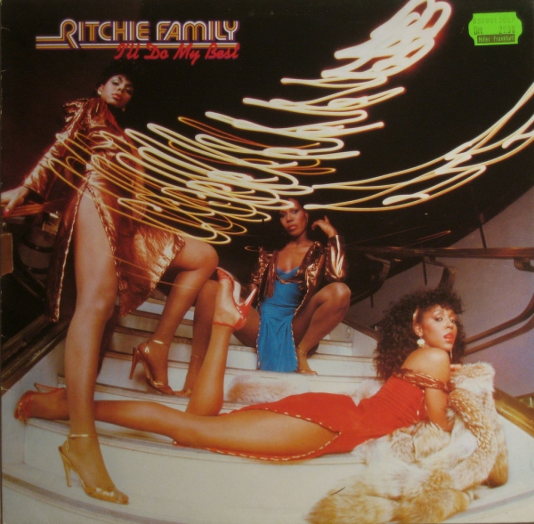 The Ritchie Family I'll Do My Best cover art