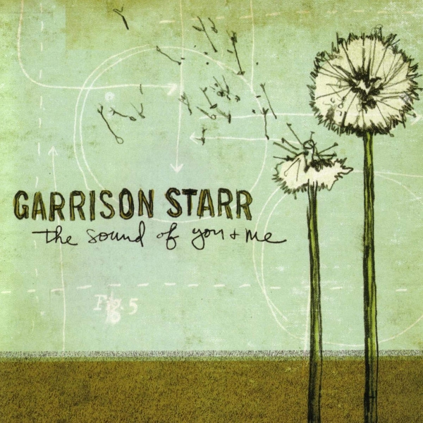 Garrison Starr The Sound of You & Me cover art