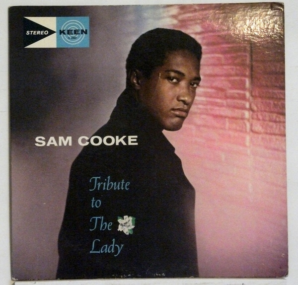 Sam Cooke Tribute to the Lady Cover Art