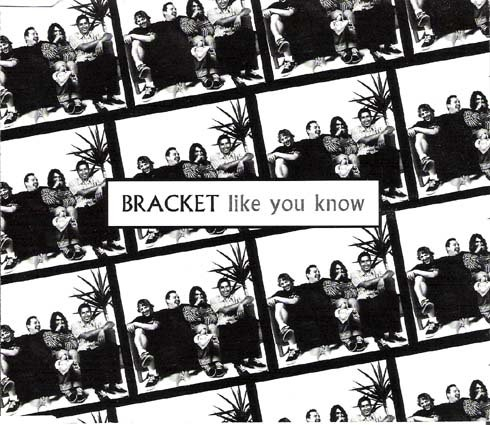 Bracket Like You Know cover art