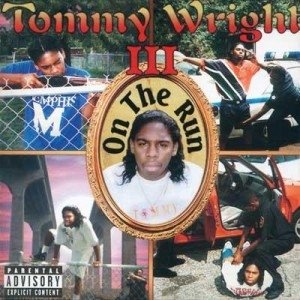 Tommy Wright III On the Run cover art