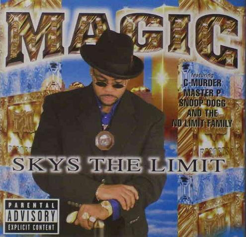 Magic Skys the Limit Cover Art