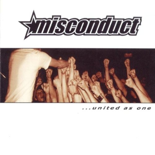 Misconduct ... United as One cover art