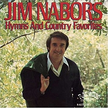 Jim Nabors Hymns and Country Favorites Cover Art