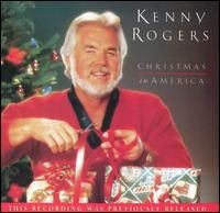 Kenny Rogers Christmas in America cover art