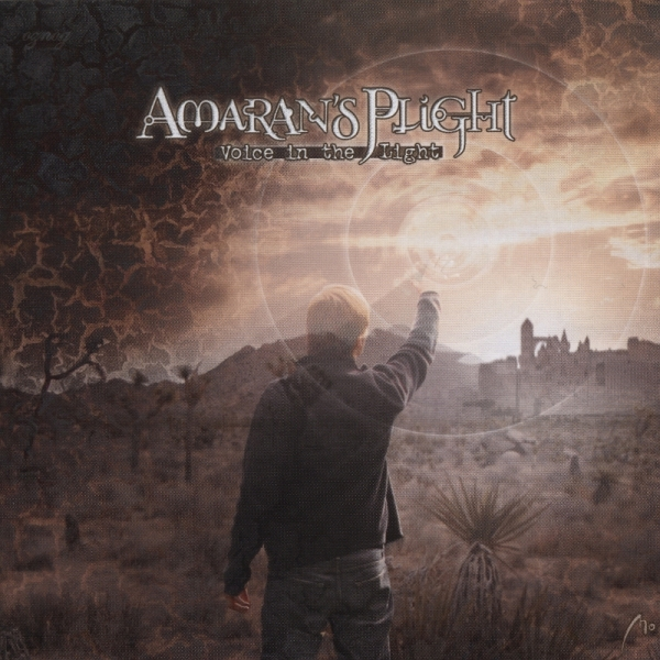 Amaran's Plight Voice in the Light Cover Art