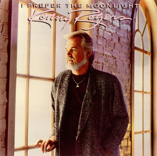 Kenny Rogers I Prefer the Moonlight cover art