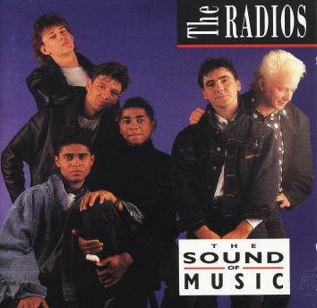 The Radios The Sound of Music Cover Art