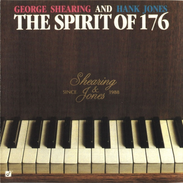 Hank Jones The Spirit of 176 cover art