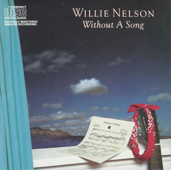 Willie Nelson Without a Song cover art