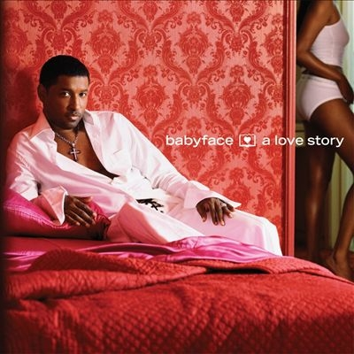 Babyface A Love Story cover art