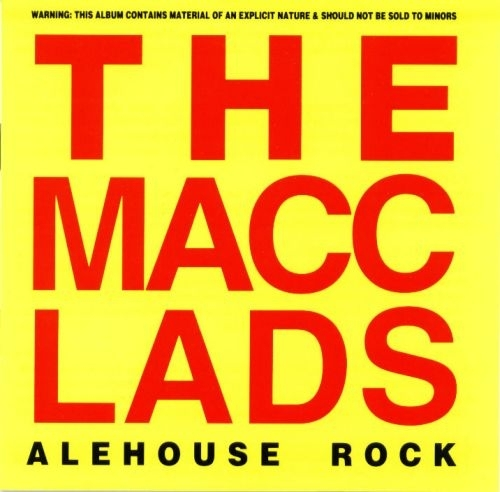 The Macc Lads  cover art