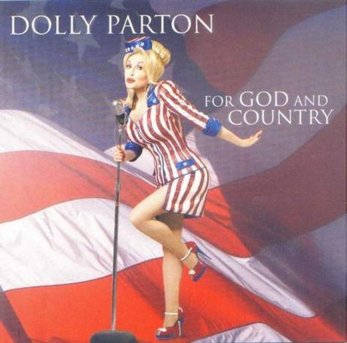 Dolly Parton For God and Country cover art