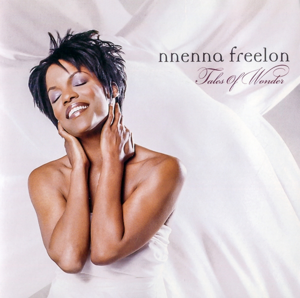 Nnenna Freelon Tales of Wonder cover art