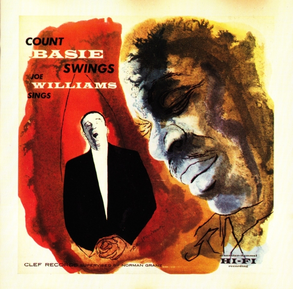 Count Basie & Joe Williams Count Basie Swings, Joe Williams Sings Cover Art