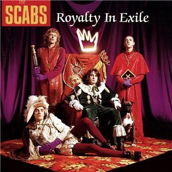 The Scabs Royalty in Exile Cover Art