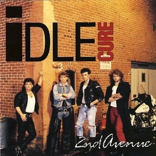 Idle Cure 2nd Avenue Cover Art