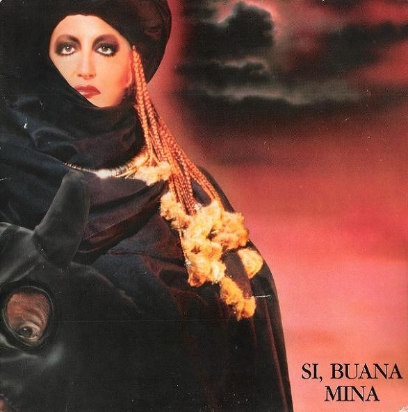 Mina Sì, buana cover art