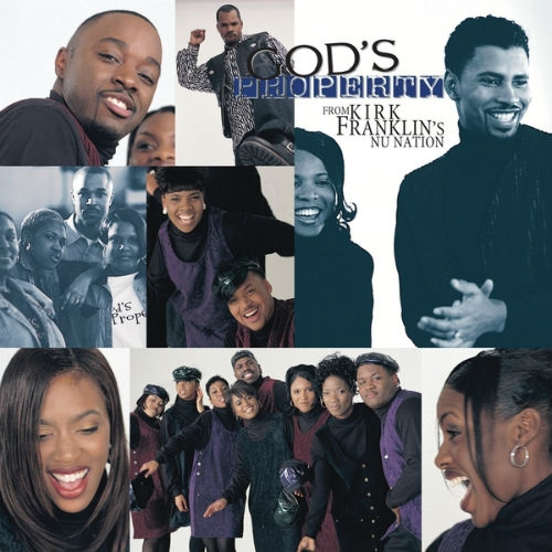 Kirk Franklin God's Property cover art