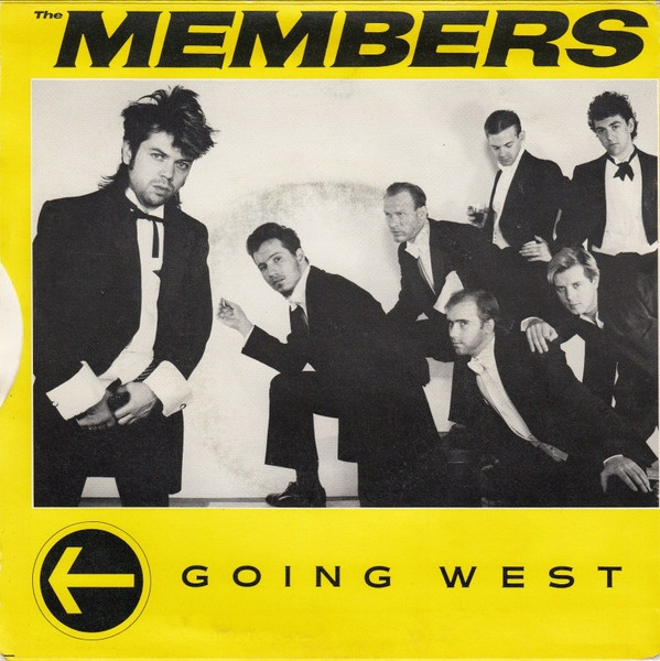 The Members Going West cover art