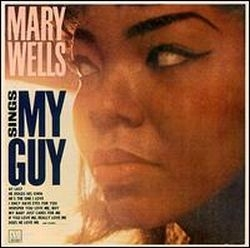 Mary Wells Mary Wells Sings My Guy cover art